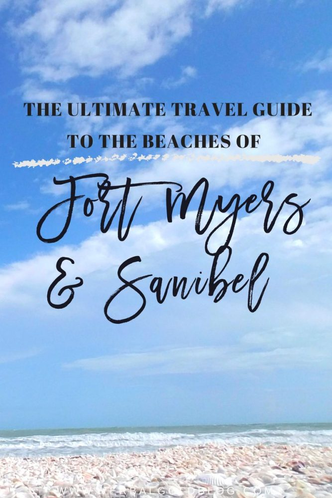 Beaches Fort Myes And Sanibel Travel Blogger