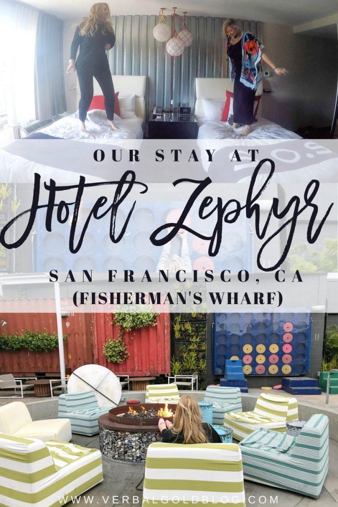 hotel zephyr san francisco