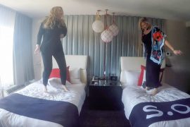 San Francisco california travel blogger hotel zephyr
