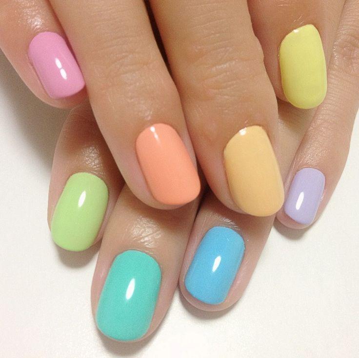 Top 10 Fun Nail Design Ideas for the Summer - Verbal Gold Blog