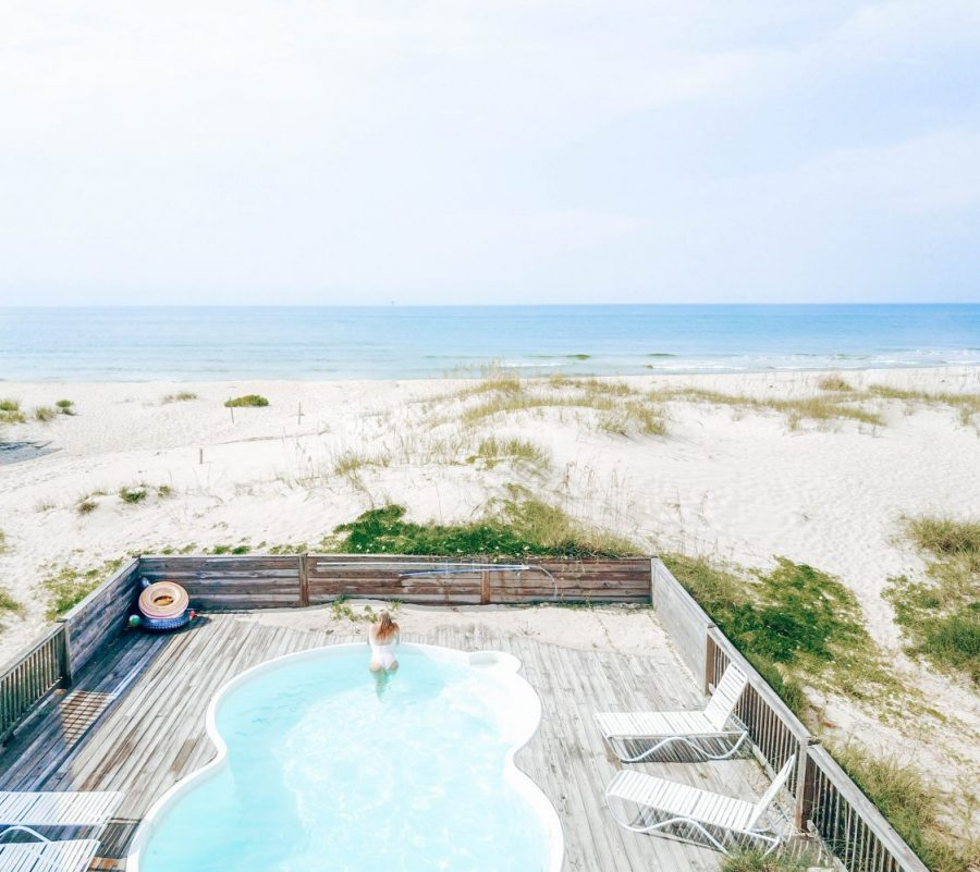 Fort Morgan Beach Houses: 4 Of My Favorite Beach Houses You Can Rent On Alabama's