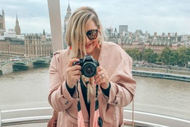 the London eye travel blogger United Kingdom England Instagram worthy London