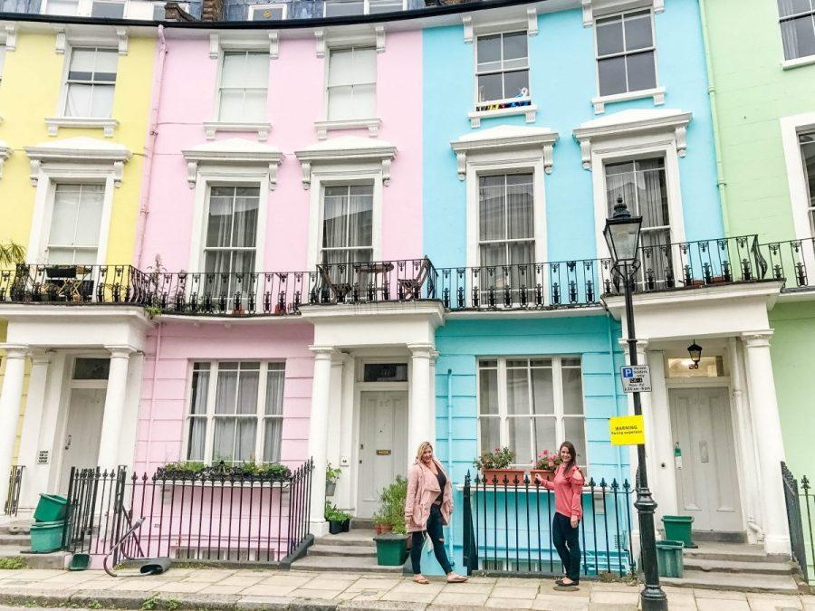 primrose hill London Instagram worthy London travel blogger