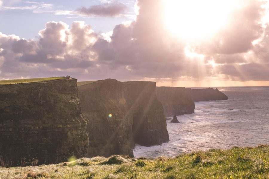 Cliffs of Moher Ireland guide travel blogger