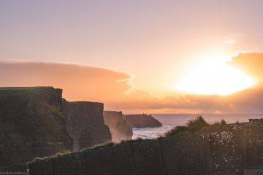 cliffs of moher travel blogger Ireland