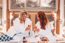 the principal George street Edinburgh Scotland hotel review travel blogger