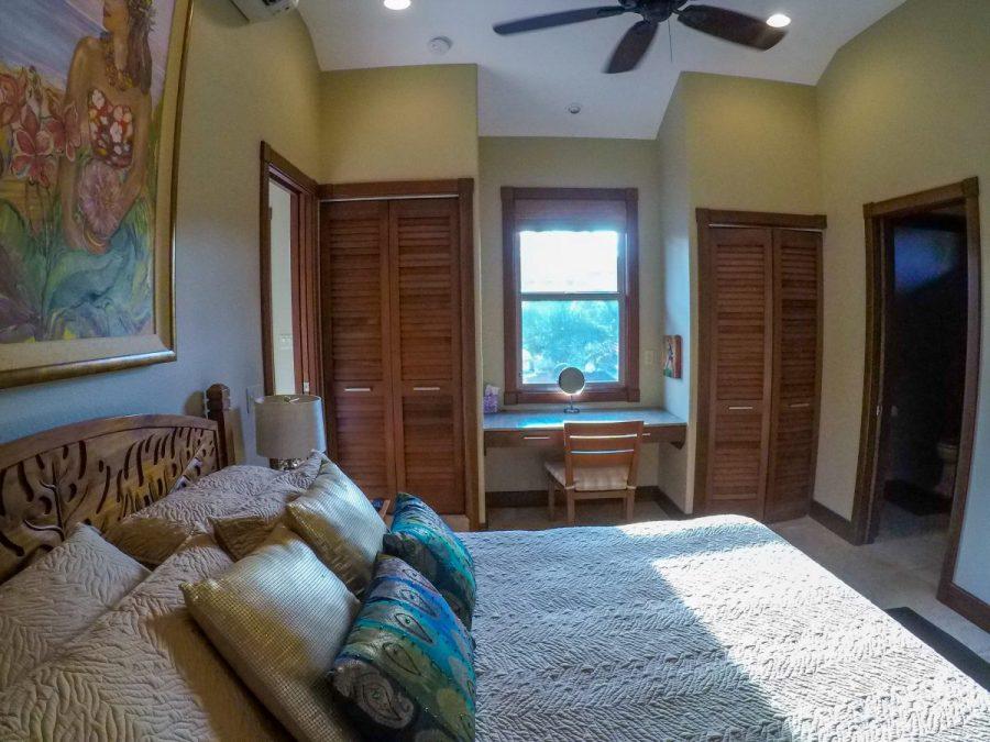 Ohana big island four seasons hualalai resort Hawaii vacation master bedroom