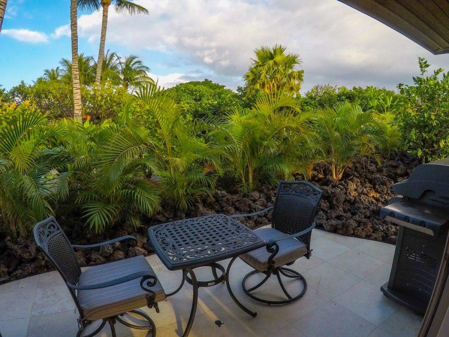 Ohana big island four seasons hualalai resort Hawaii vacation lanai