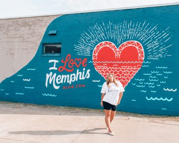 Memphis travel blogger Memphis travel guide where to stay what to eat what to do in Memphis Tennessee