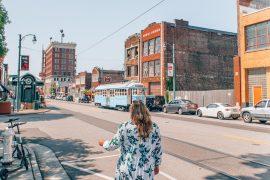 Memphis travel blogger