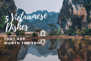 5 vietnamese dishes