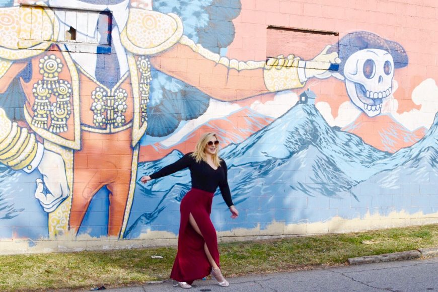 Top 3 Cities in The USA To Visit If Your Love Murals and Wall Art