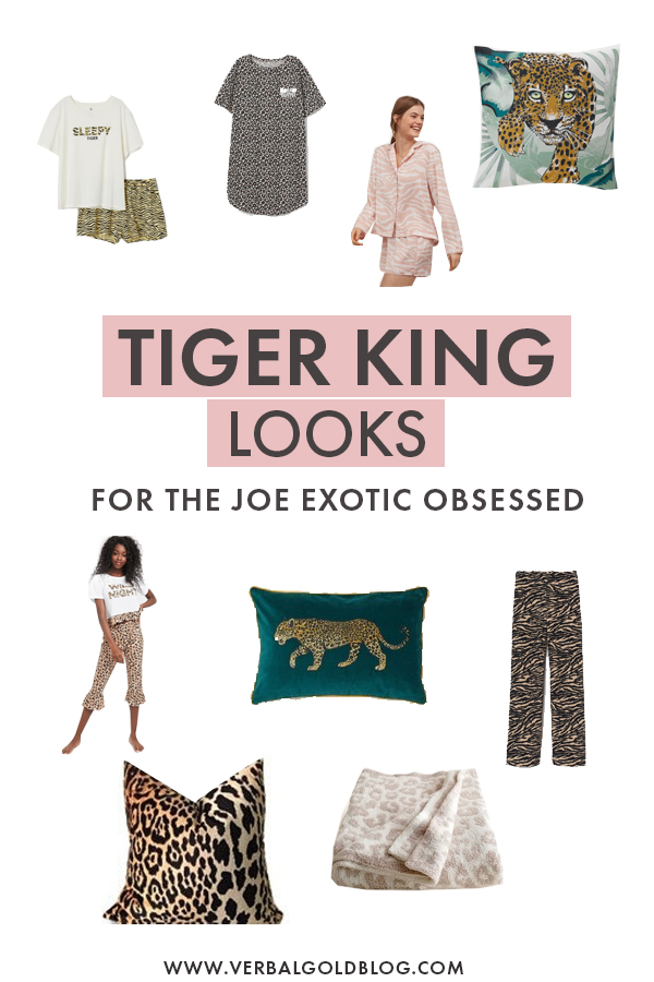 Tiger King inspired looks for all you cool cats and kittens