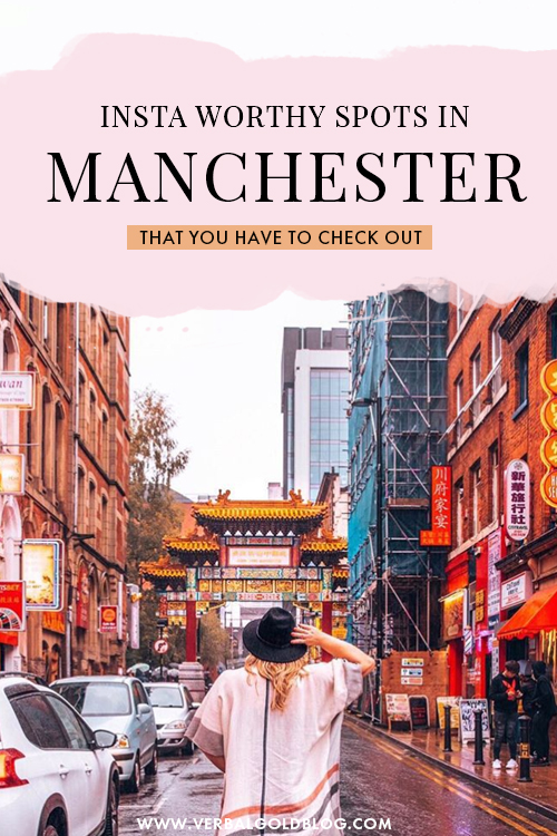 Most Instagram Worthy Places in Manchester