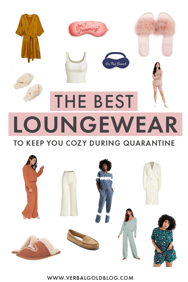 The Best Loungewear to keep you comfy cozy during Quarantine