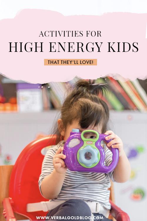 10 Indoor Activities For High Energy Kids