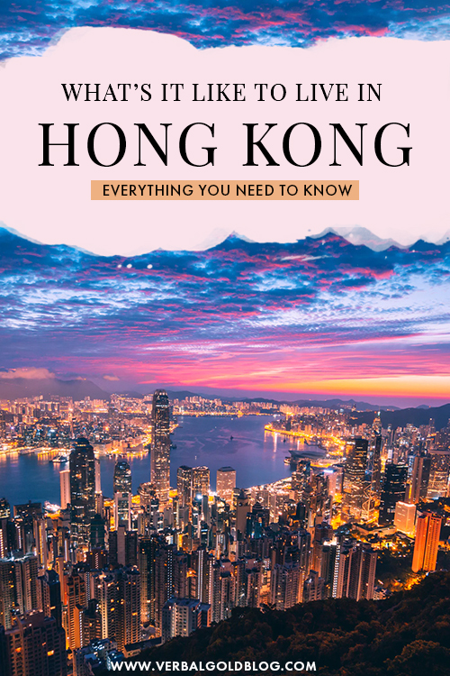 Hong Kong is one of the best cities in Asia to live in, and on this post, we share everything you need to know to move to Hong Kong and what life is like there! From renting an apartment, to traveling, to taxes and more, this is the only guide you need to start planning a life in Hong Kong! #Asia #HongKong
