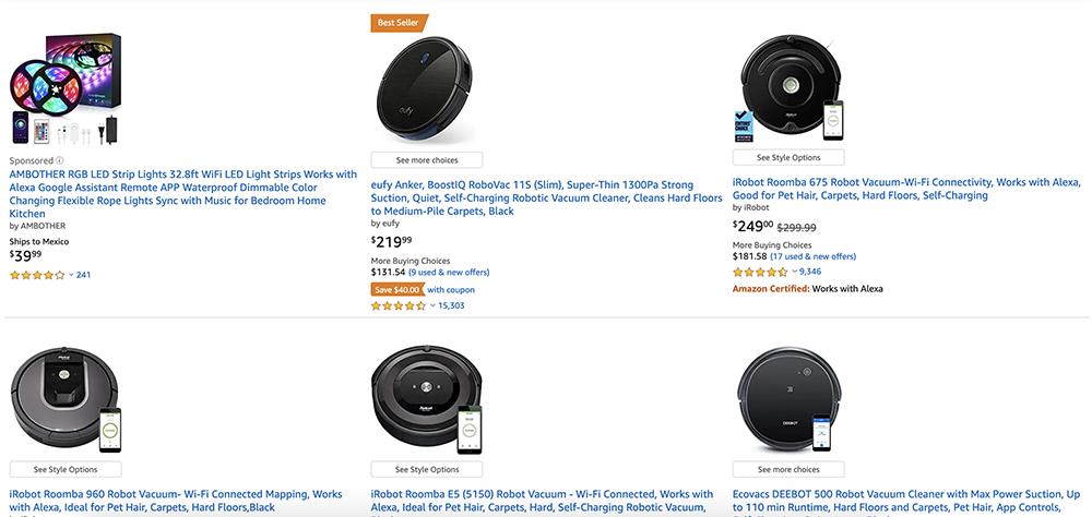 Amazon Smart Home Favorites