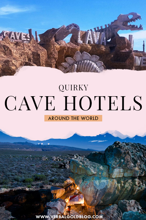 Quirky Cave Hotels to Stay in Around the World