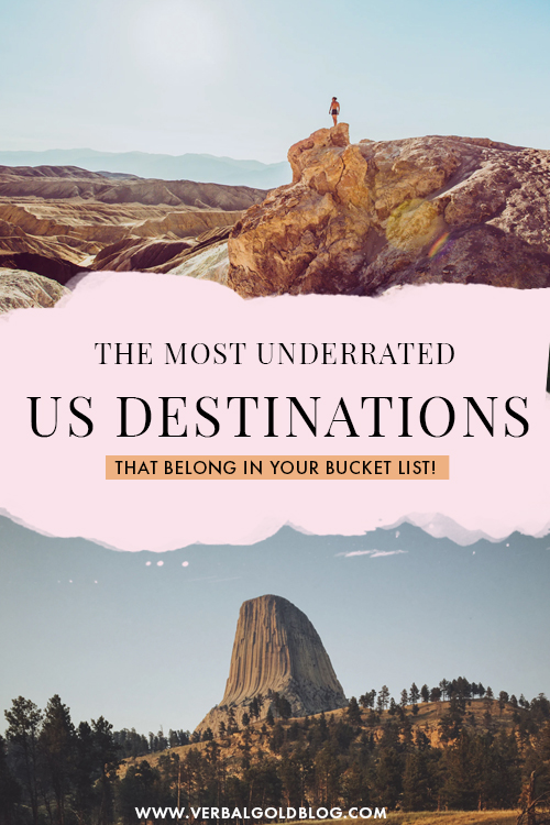 Underrated US destinations to Visit