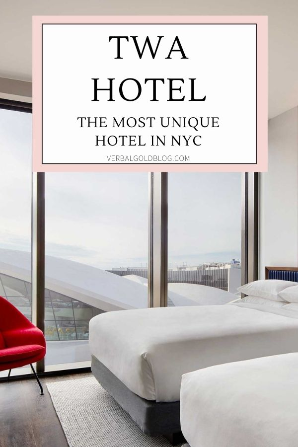 The TWA Hotel – A Unique Airport Experience in NYC
