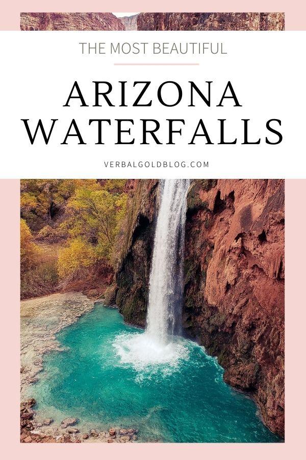 The Most Beautiful Arizona Waterfalls