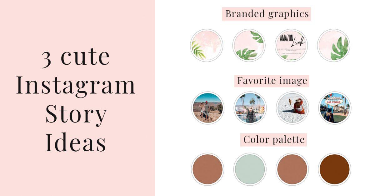 Cute Instagram Story Highlights Ideas
