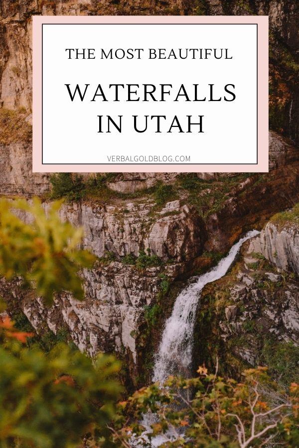 The 9 Most Beautiful Waterfalls in Utah
