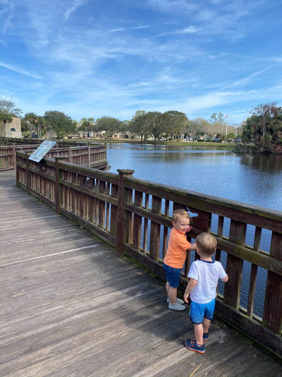 Kids holiday in Jacksonville, Florida