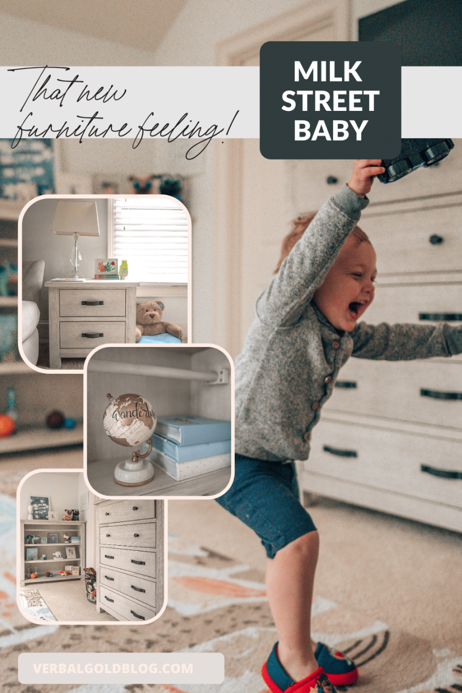 Playroom Reveal: Creating an organized play space for Colt baby to grow into