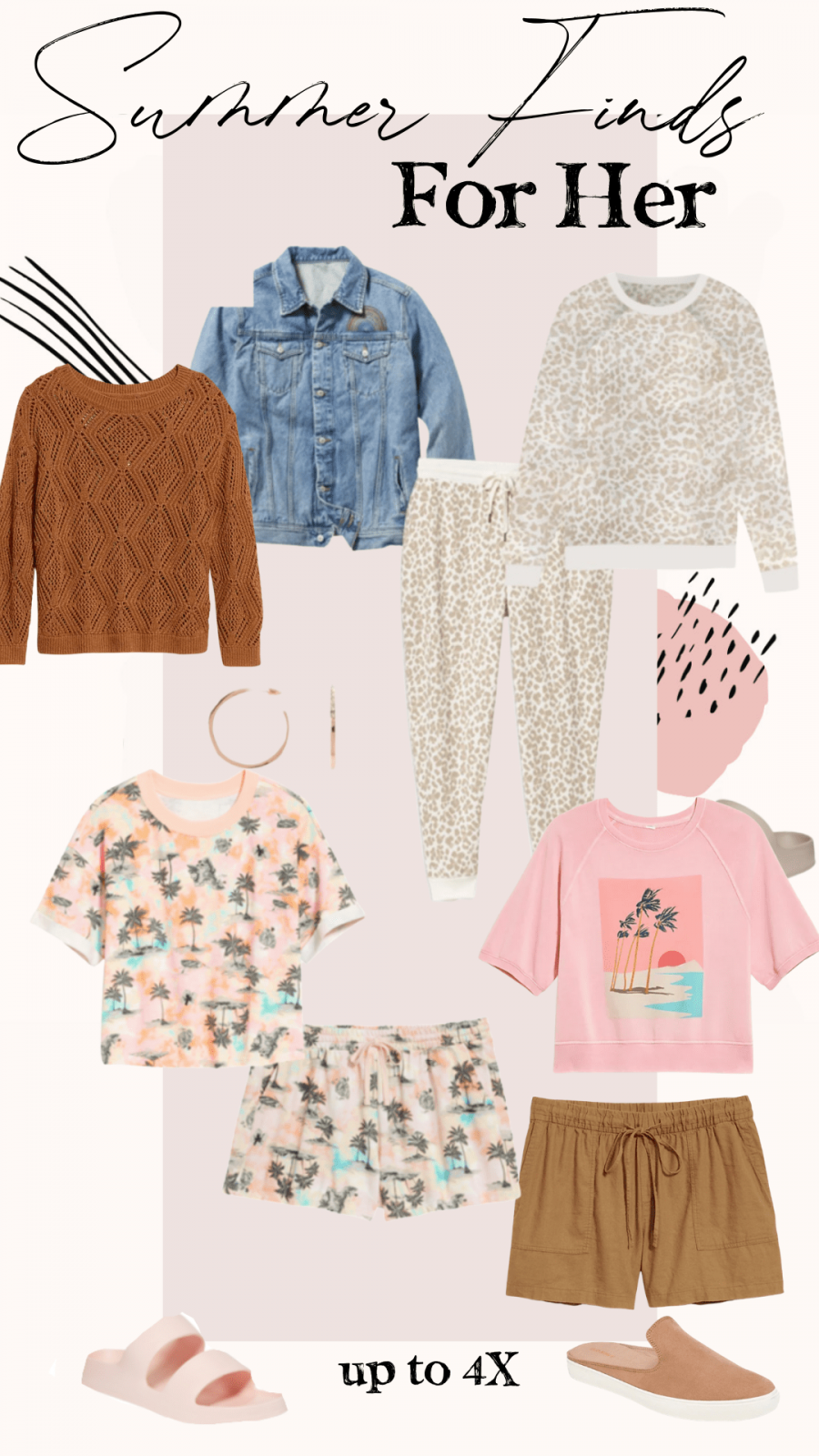 Affordable Summer Fashion Finds for the Whole Family