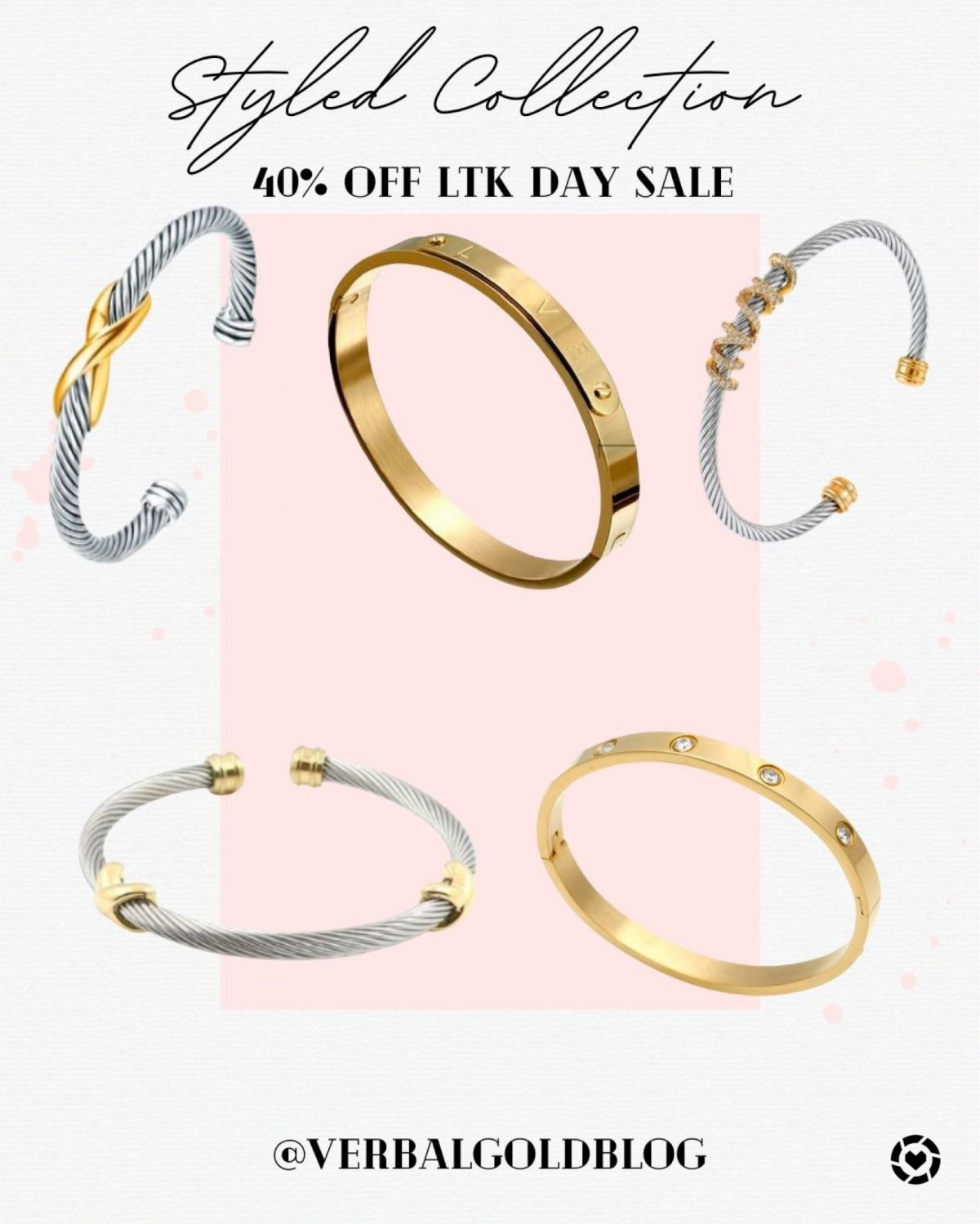 LTK GIFTING EVENT + EXCLUSIVE SALES