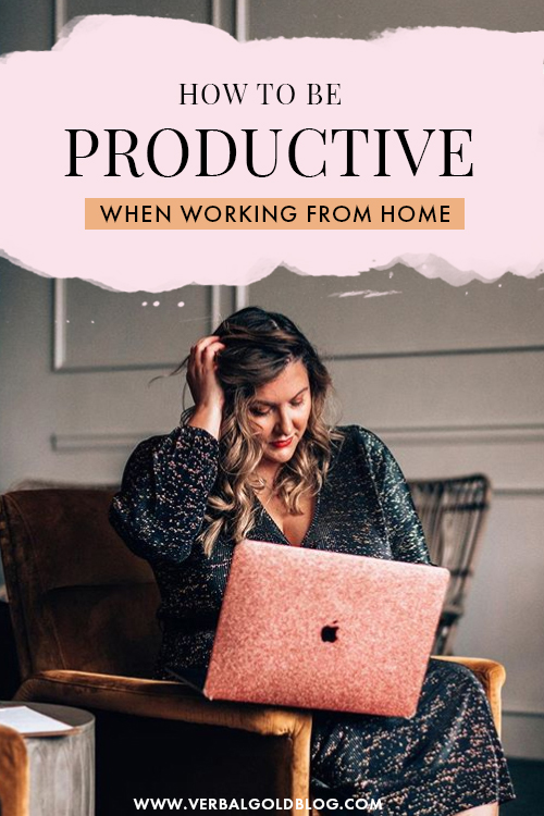 If you're working from home, freelancing, or working remotely, here are my top tips as a work from home pro to stay productive during the day.